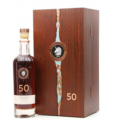 Fettercairn 50 Years Old 1966 - Exceptionally Rare ** Bottle No.1**
