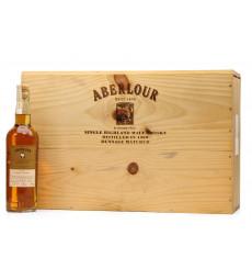 Aberlour 1989 - Millennium Celebrations (Full Case Of 12)
