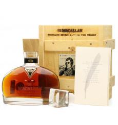 Macallan Robert Burns - Semiquincentenary Bottling