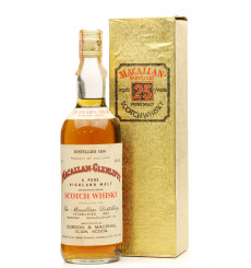 Macallan-Glenlivet 25 Years Old 1950 - Gordon & MacPhail (75cl)