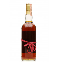 Macallan 1957 Handwritten Label - 1982 Rinaldi Import (75cl)
