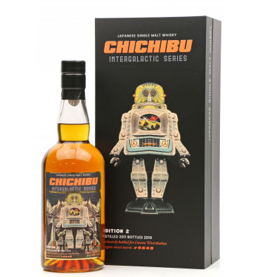Chichibu 2012 - 2019 Intergalactic Series Edition 2