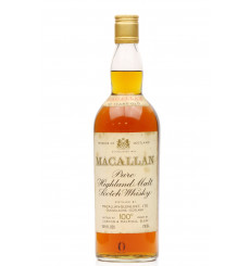 Macallan 10 Years Old - 100° Proof (75cl)