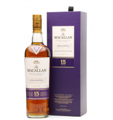 Macallan 15 Years Old - Gran Reserva 2017