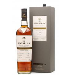 Macallan 2002 - 2018 Exceptional Single Cask No.02