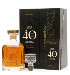 Tomintoul 40 Years Old 1974 - Quadruple Cask