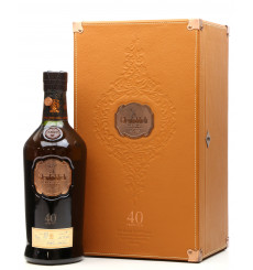 Glenfiddich 40 Years Old - Rare Collection Release No.9