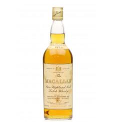 Macallan 1960 - 80° Proof
