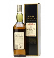 Port Ellen 22 Years Old 1978 - Rare Malts