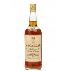 Macallan 1937 - G&M 70° Proof