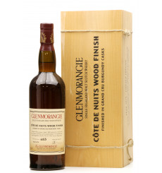 Glenmorangie 25 Years Old 1975 - Cote De Nuits Limited Edition