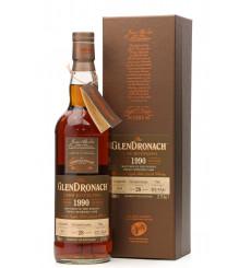 Glendronach 28 Years Old 1990 - Single Cask No.7905