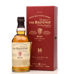 Balvenie 16 Years Old - Rose 2nd Release