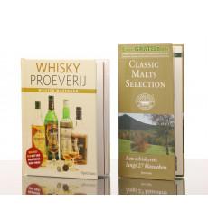 Assorted Dutch Whisky Handbooks x 2