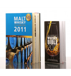 Malt Whisky Yearbook 2011 & Jim Murray's Whisky Bible 2012
