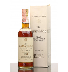 Macallan 1964 - Special Selection Mario Rossi Import