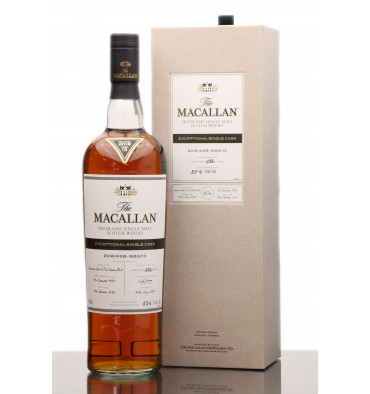Macallan 1950 - 2018 Exceptional Single Cask No.13 (750ml)