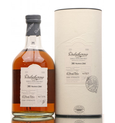 Dalwhinnie 36 Years Old 1966 - Cask Strength