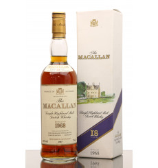Macallan 18 Years Old 1968