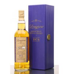 Longrow 25 Years Old - 1974