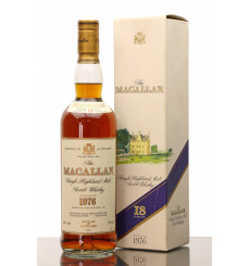 Macallan 18 Years Old 1976