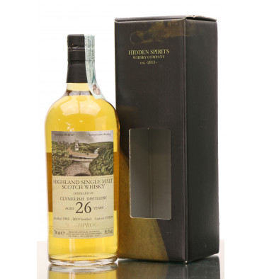 Clynelish 26 Years Old 1992 - Hidden Spirits