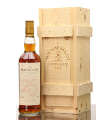 Macallan Over 25 Years Old - Anniversary Malt