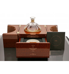 Macallan 72 Years Old -  2018 Lalique Genesis Decanter