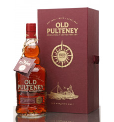 Old Pulteney 33 Years Old 1983 Vintage