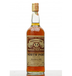 North Port 14 Years Old 1968 - G&M Connoisseurs Choice (75cl)