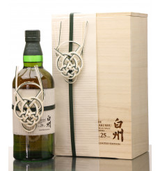 Hakushu 25 Years Old - Limited Edition