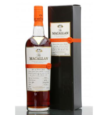 Macallan Easter Elchies - 2010