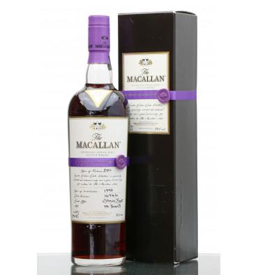 Macallan Easter Elchies - 2011