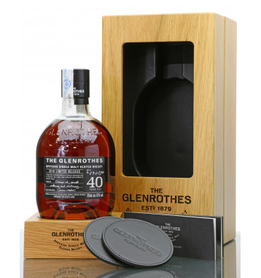 Glenrothes 40 Years Old 1978 - 2019 Limited Release