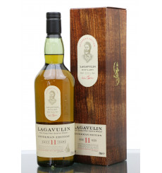 Lagavulin 11 Years Old - Offerman Edition