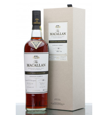 Macallan 1997 - 2018 Exceptional Single Cask No.11