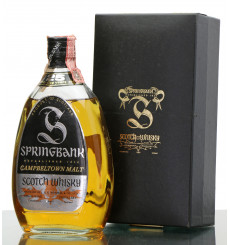 Springbank 25 Years Old (75cl)