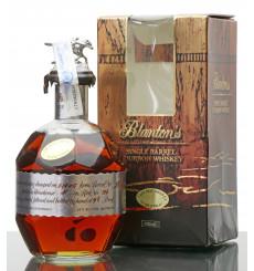 Blanton's Single Barrel 2003 - Silver Edition