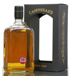 North Port (Brechin) 38 Years Old 1977 - Cadenhead's Single Cask