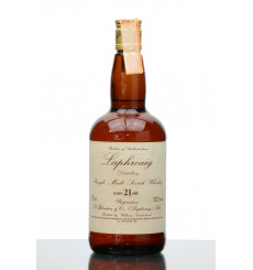 Laphroaig 21 Years Old - Cadenhead for Sestante Import 52.1%