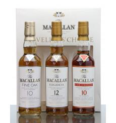 Macallan Traveller's Choice - 3 x 333ml