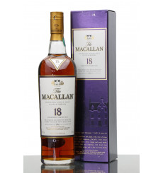 Macallan 18 Years Old 1993