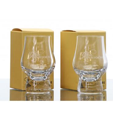 Glen Garioch Glasses x 2
