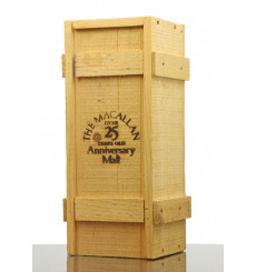 Macallan Over 25 Years Old - Anniversary Malt **Box Only**