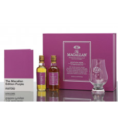 Macallan Edition Purple - Press Sample Pack