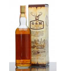Caol Ila 1968 - 1987 G&M Cask Strength (Meregalli / Celtic Label)