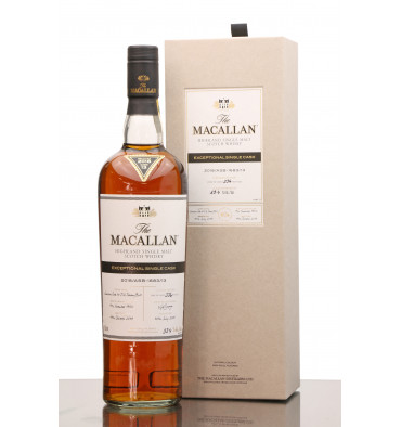 Macallan 1950 - 2018 Exceptional Single Cask No.13 (75cl)