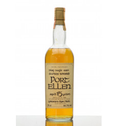 Port Ellen 15 Years Old 1969 - G&M Intertrade Import