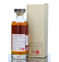 Karuizawa 30 Years Old - Bourbon Cask No. 8606