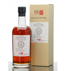 Karuizawa Vintage 1981 - 2014 Single Cask No.152